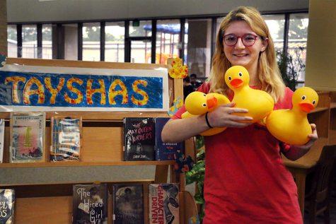Duck, Duck, Book!