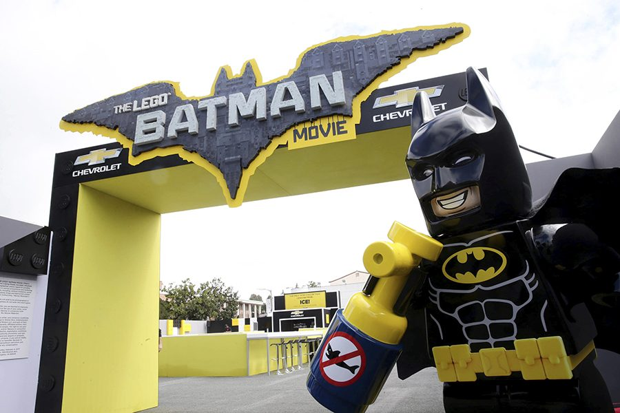 Lego See Batman!