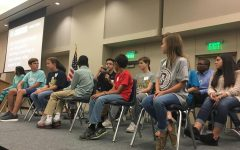 KISD Student Discussion Panel